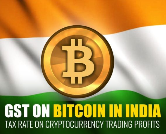 India Mulls GST On Cryptocurrency Trading