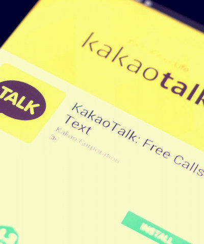Message App Firm Kakao Seeks