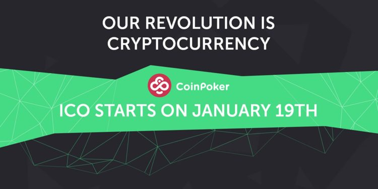 Coinpoker ICO Launched Publicly-Cover