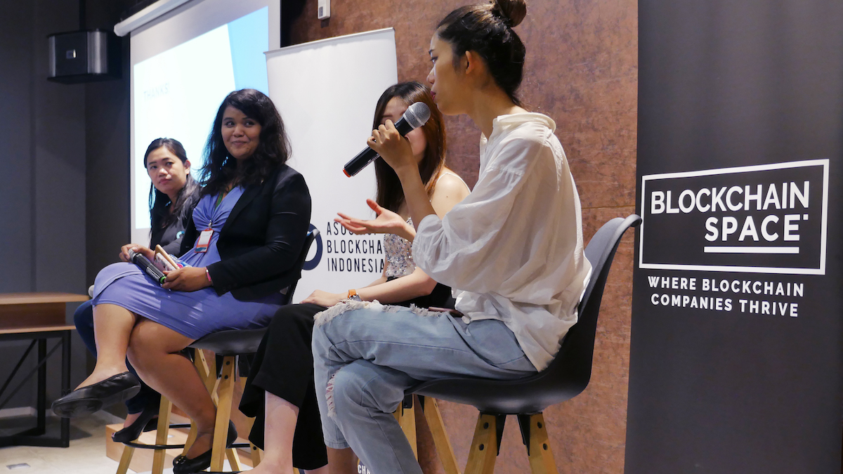 Women Who Make A Difference In Blockchain Industry